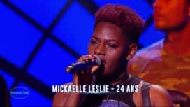 Nouvelle Star : Mickaelle Leslie - I wanna dance with somebody (Whitney Houston)