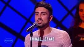 Nouvelle Star : Thibaud - Maman (Louane)