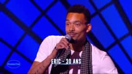 Nouvelle Star : Eric - Let's get it on (Marvin Gaye)