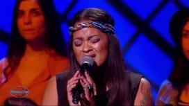 Nouvelle Star : Kamisa Negra - Stay version française ( Rihanna)