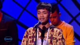 Nouvelle Star : Beni - With you ( Chris Brown)