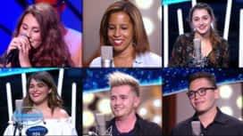 Nouvelle Star : Retour sur le parcours de Slon, Ashley, Ofé, Azza, Victor et Yadam