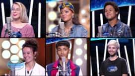 Nouvelle Star : Retour sur le parcours de Lilou, Kamisa Negra, Xavier, Carla, Beni et Matthieu